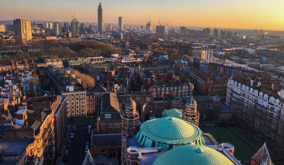 Just 10 Pictures Of London Looking Dreamy From Various Rooftops