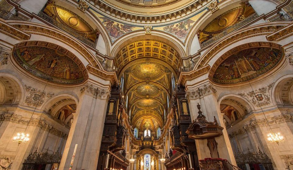 Fancy London Ceilings That'll Bring Out Those Architectural Feels In All Of Us