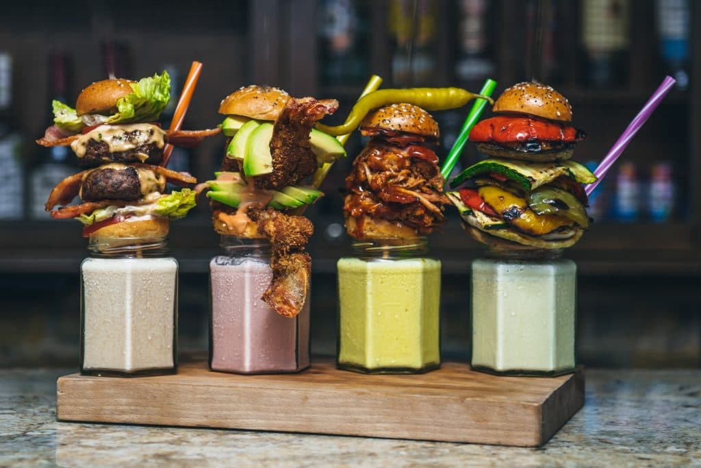 Burger Freakshakes Are An Actual Thing And They're Coming To London