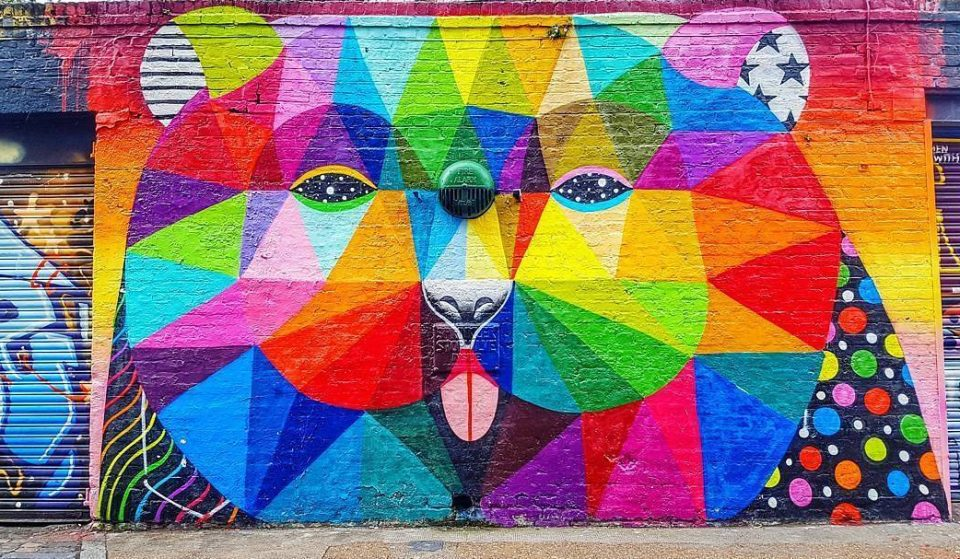 Just 24 Photos Of Some Really Great London Street Art