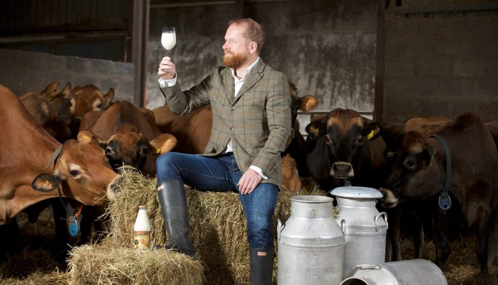Join Doug The Milk Sommelier For A Glass Of 'House White' At London's First Ever Milk Tasting