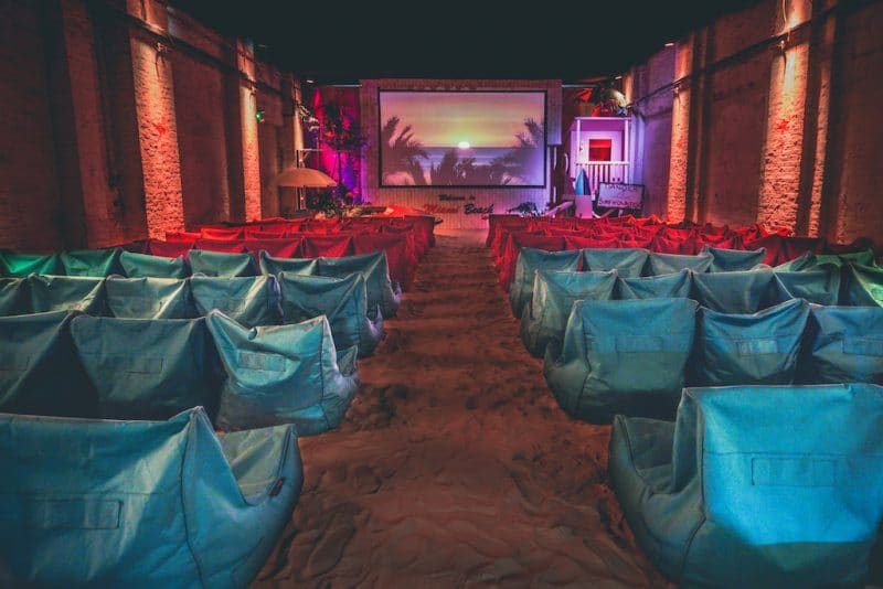 Catch Guardians Of The Galaxy 2 At London's Tropical Pop-Up Cinema