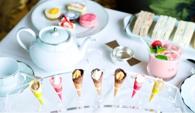 An Ice Cream Afternoon Tea Has Come To London For Summer