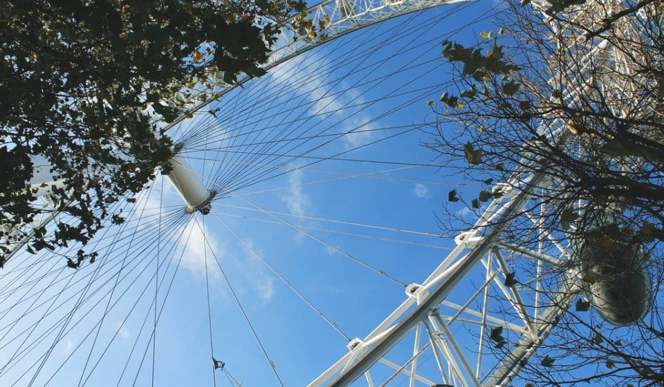 Good News For Internet Addicts: The London Eye Now Has Wifi