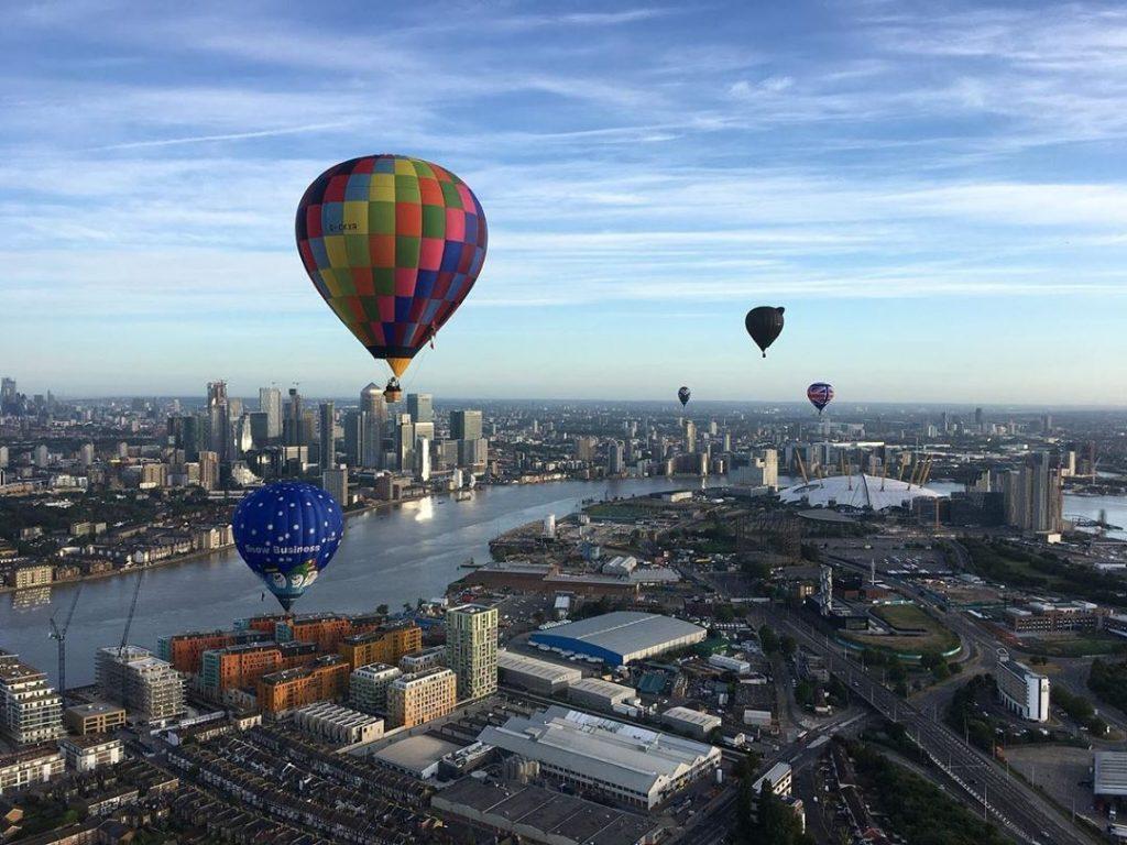 Balloon Regatta