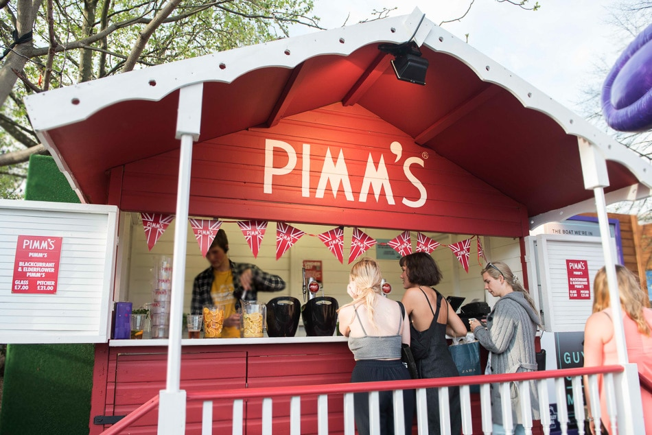 Here's How To Get Free Underbelly Festival Southbank Tickets With PIMM'S