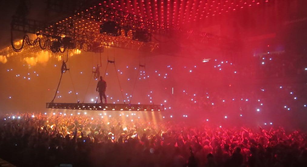 Kanye Party 1