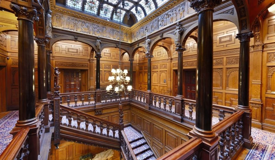 Here's How You Can Uncover The Secrets Of London's Most Exclusive Buildings