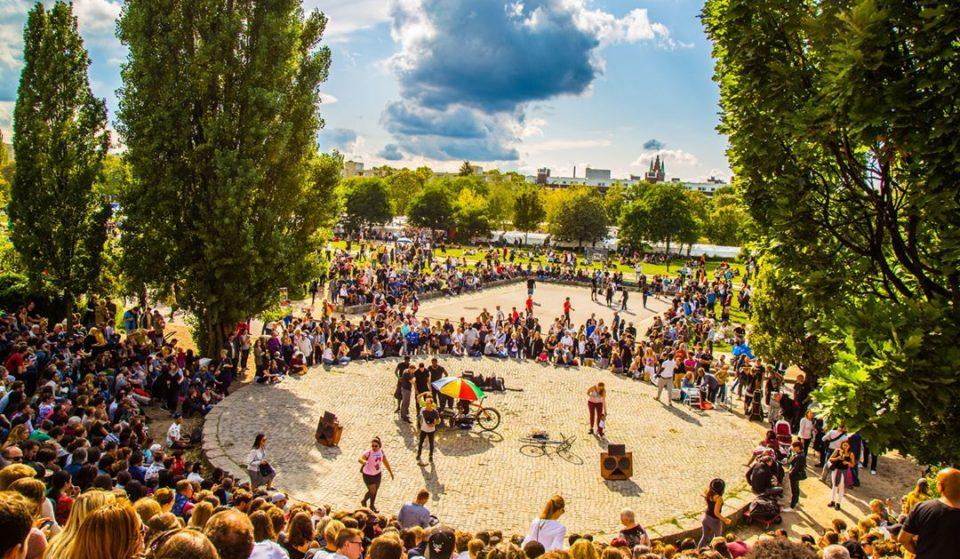 Berlin's Famous Outdoor Karaoke Party Will Serenade London This Summer