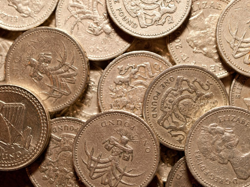 You've Only Got Two Weeks Left To Spend Your Old £1 Coins