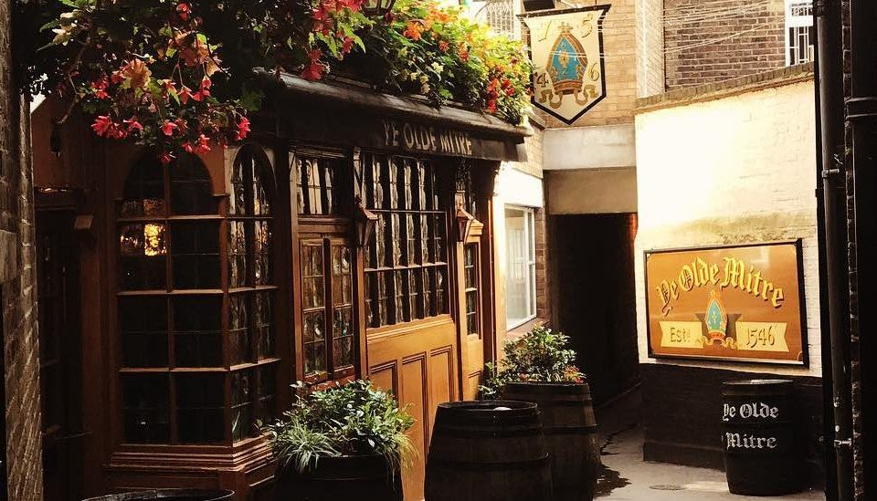 13 Of The Oldest Pubs In London That Are Perfect For Your Next Pint