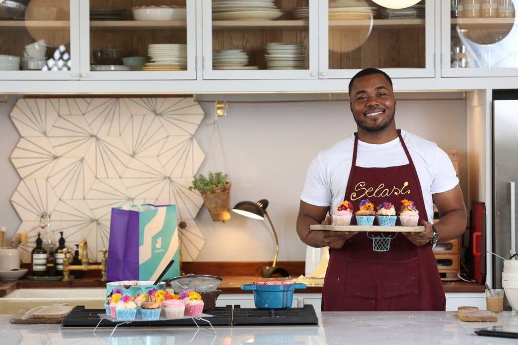 GBBO's Selasi Is Opening A Pop-Up Bakery In London Next Week