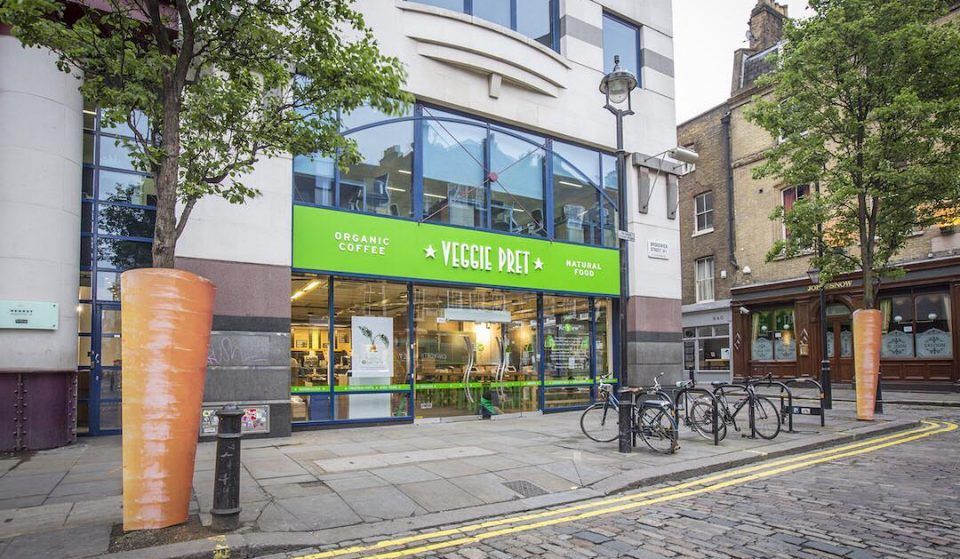 Another Totally Veggie Pret Is Coming Next Week