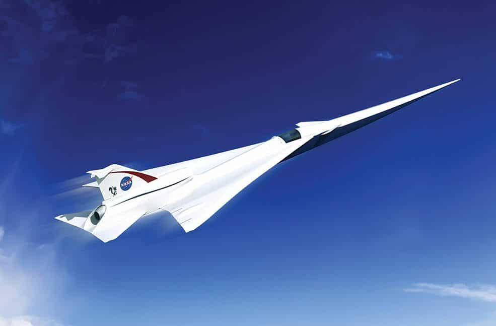 NASA's 'New Concorde' Could Take Passengers From London To New York In Just 3 Hours