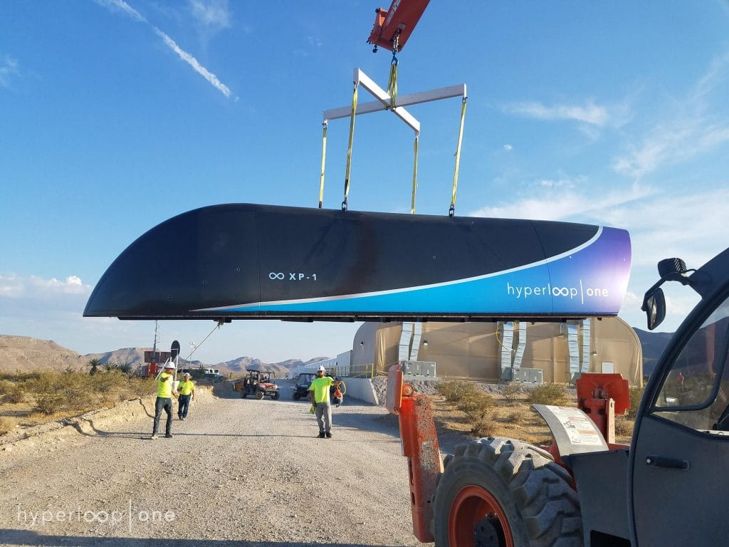 This Superfast, Futuristic Train Could Take You From London To Manchester In Just 18 Minutes