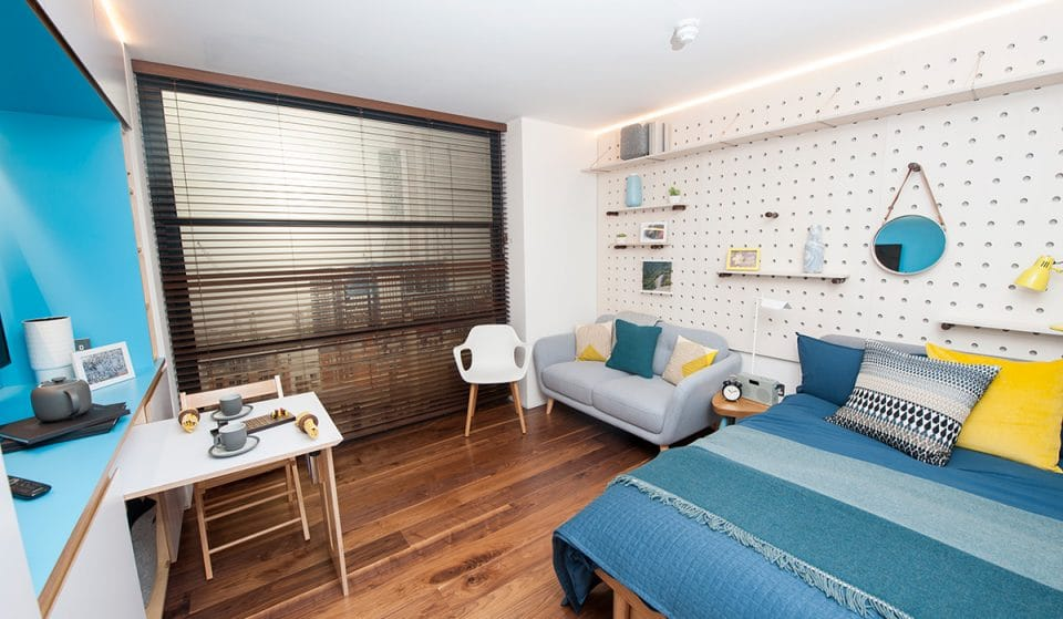 The Answer To London's Expensive Rents? Very Small 'Micro Flats' (Say Property Developers)