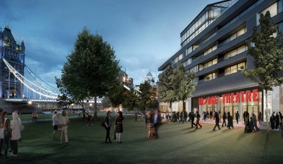 London's Getting A Fabulous New Theatre Right Next To Tower Bridge