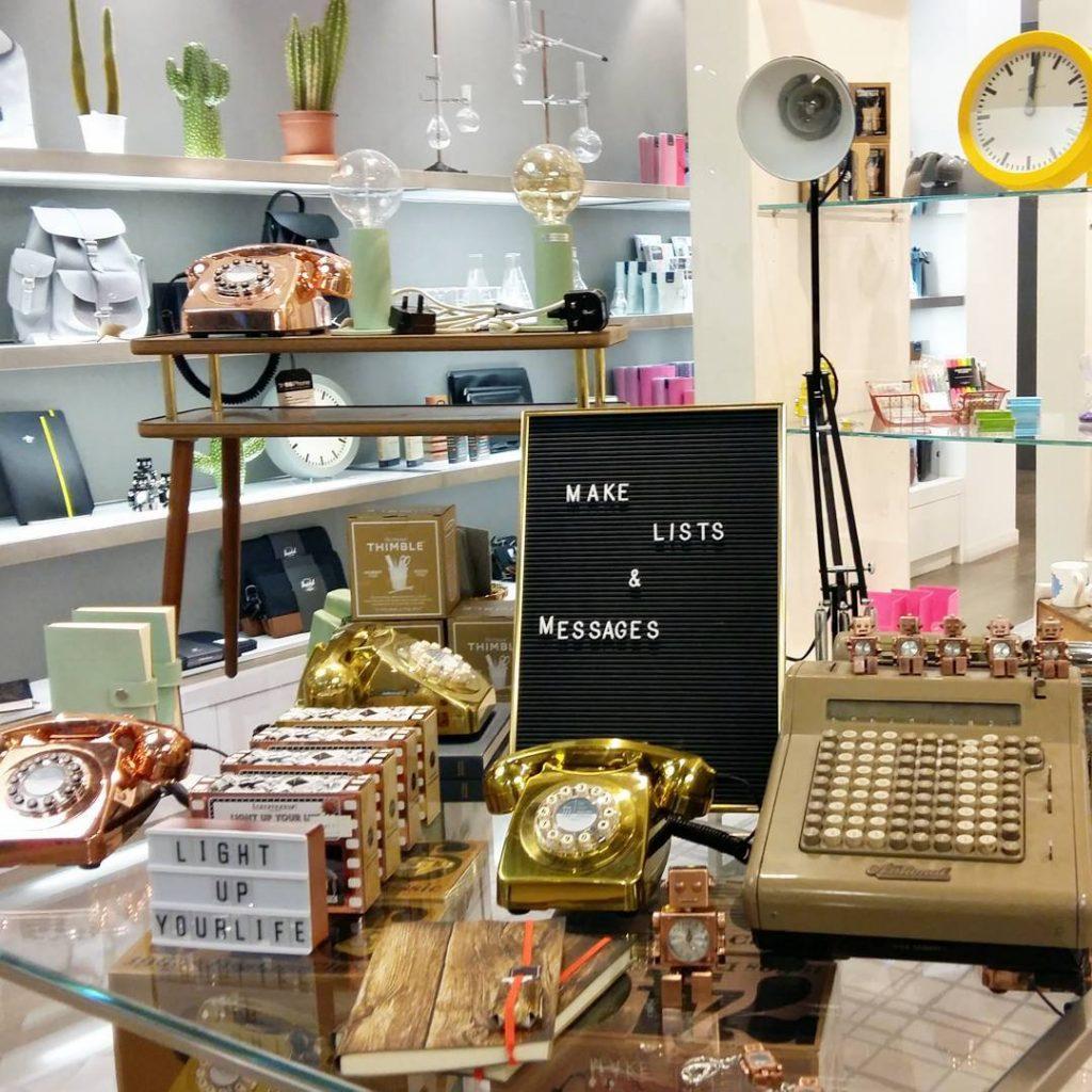 Stationery London: Paperchase