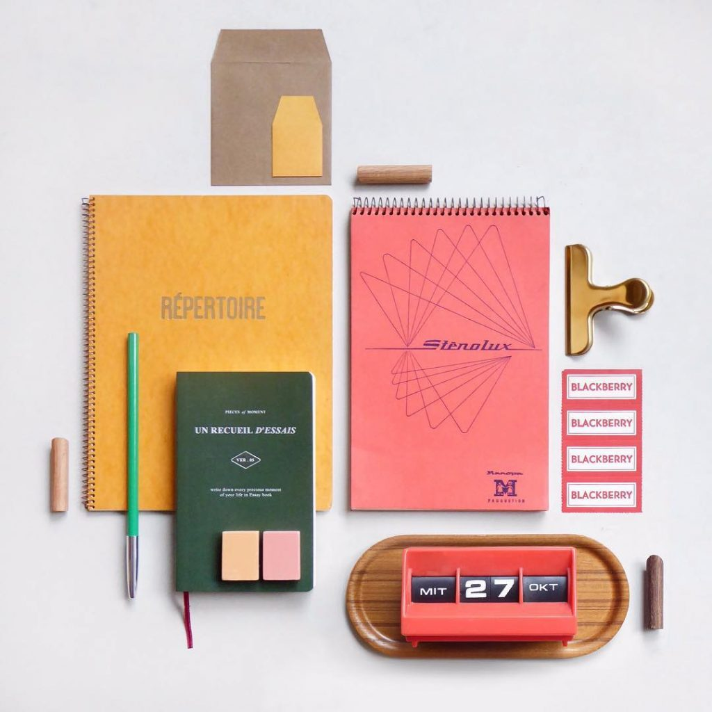 Present And Correct stationery London
