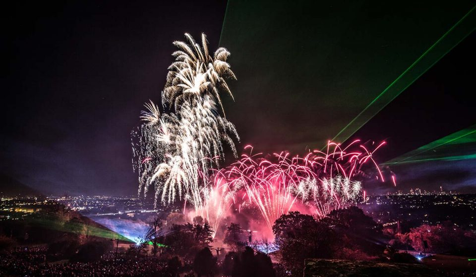 A Spectacular Fireworks Festival Is Coming To Alexandra Palace And It Will Light Up Your Life