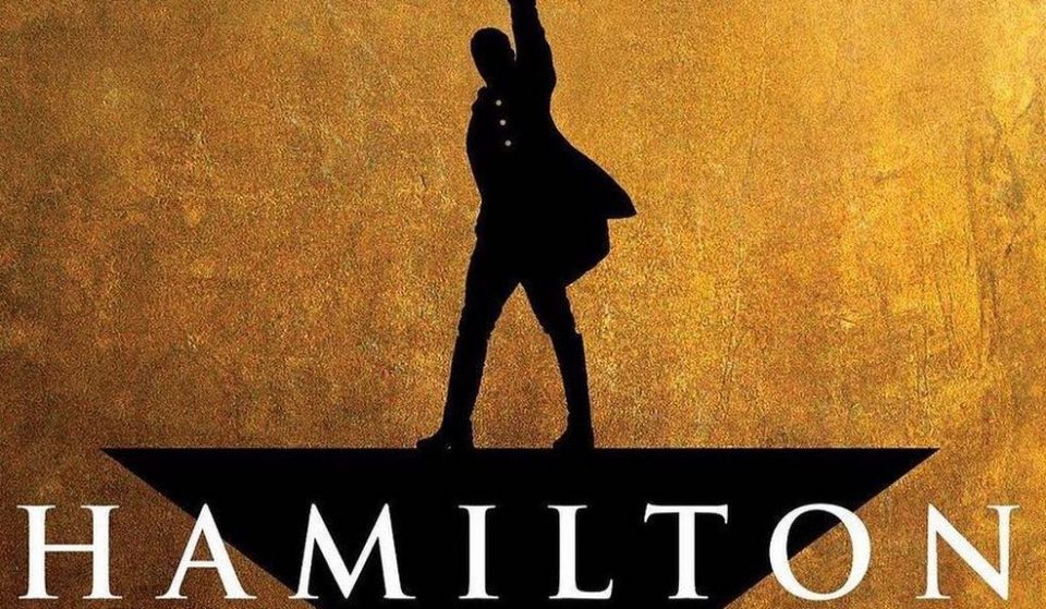 The Hamilton £10 Ticket Lottery Is Open… Now!