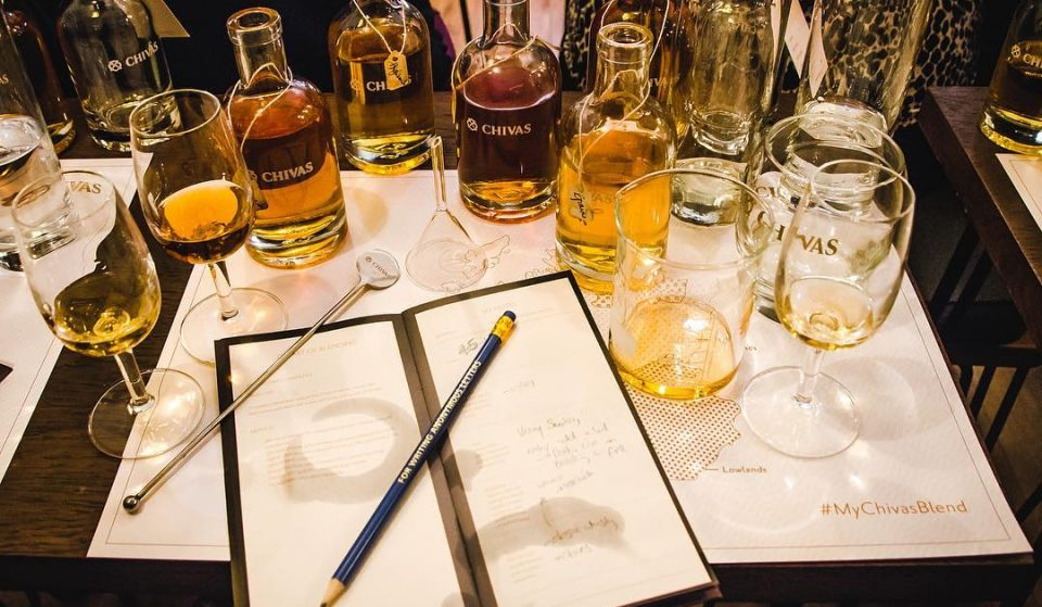 This Exciting East London Pop-Up Lets You Blend Your Very Own Whisky