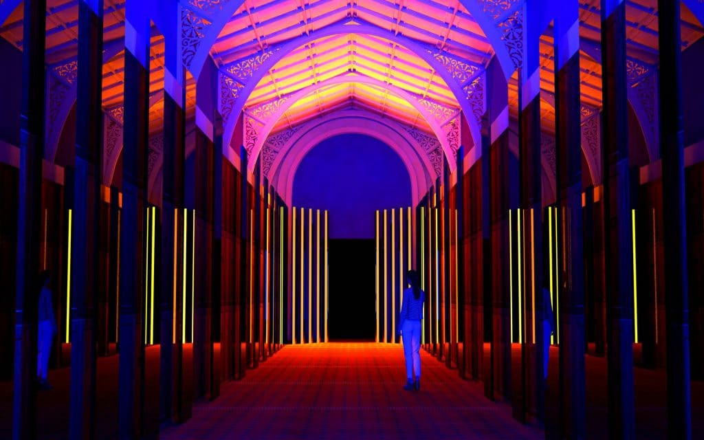 A Beautiful, Insta-Worthy Art Installation Is Coming To The V&A Museum