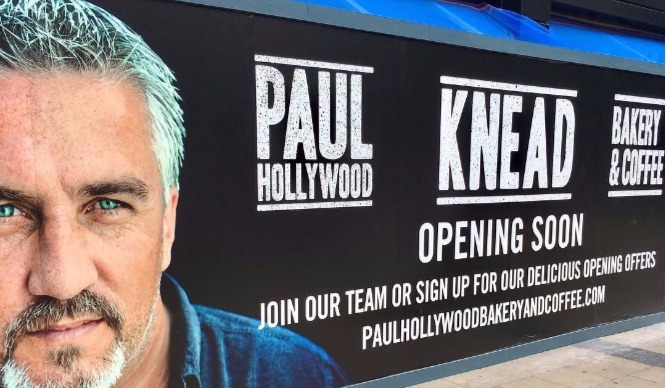 London GBBO Fans Are In Luck As Paul Hollywood Is Opening A New Bakery This Month