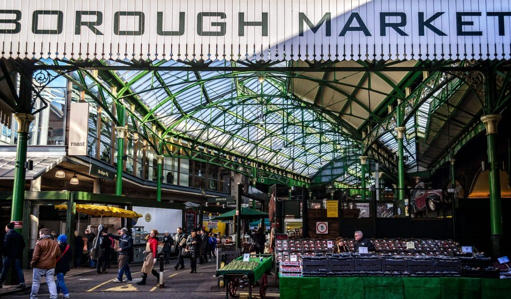 A Village Dedicated To The Future Of Food Is Coming To Borough Market