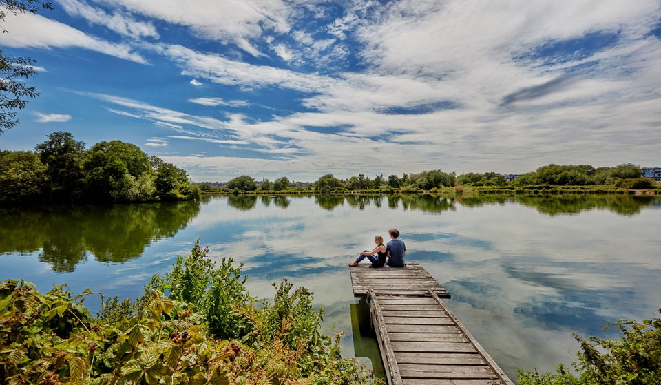 London's Newest, Biggest Nature Reserve Is Free To Visit • Walthamstow Wetlands