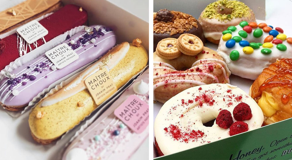 Free Eclairs And Free Doughnuts Are Both Happening On Friday