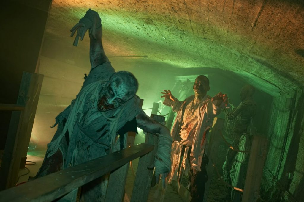 Visit The London Tombs For The Most Terrifying Night Of Your Life