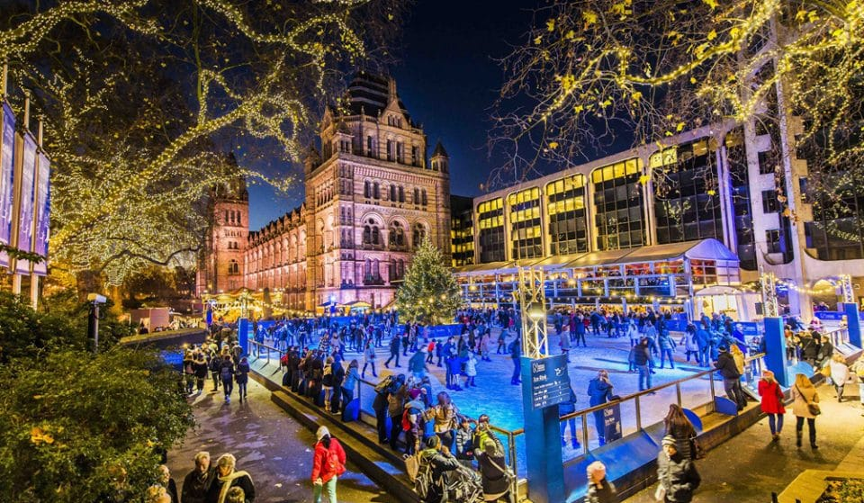 9 Magical London Ice Rinks For A Perfect Winter Outing