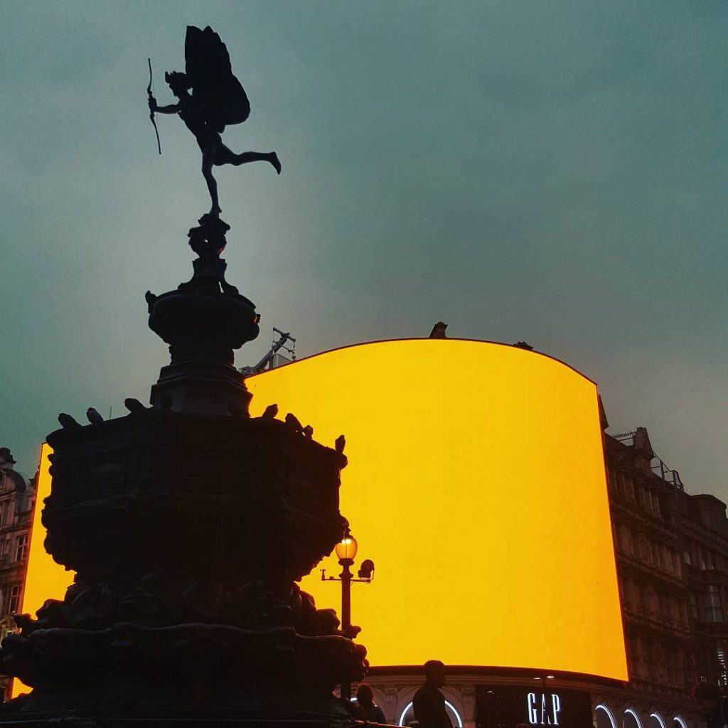Piccadilly Billboards