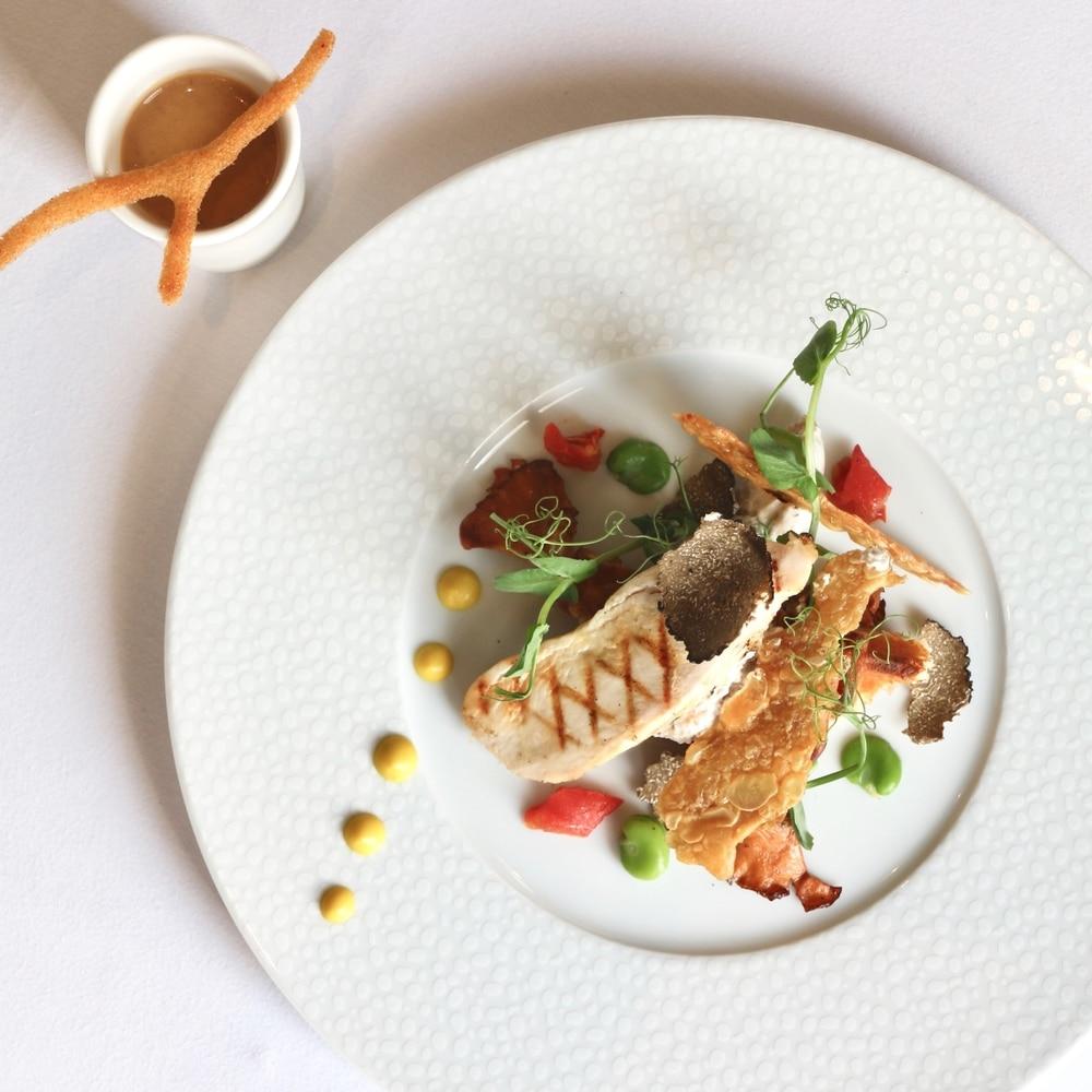 chicken-truffle-waffle