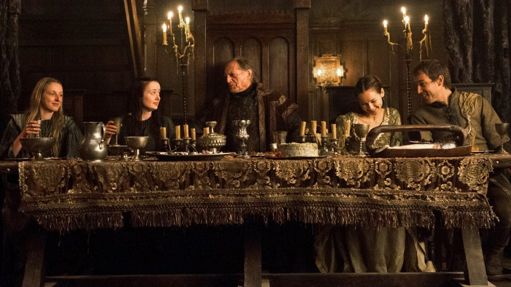An Immersive Dining Experience Inspired By The Red Wedding Is Coming To London