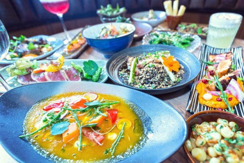 Mommi, a Japanese restaurant in south London