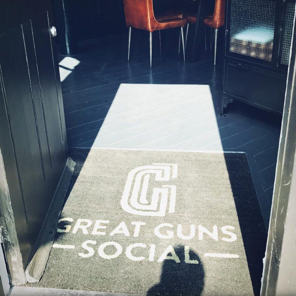 Great guns social