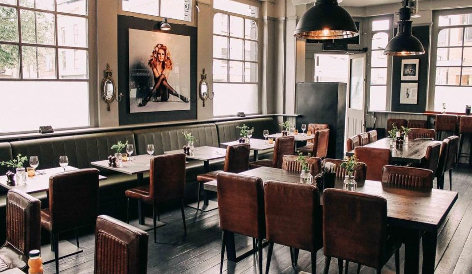 Some Fab London Chefs Are Taking Up Residence At Great Guns Social