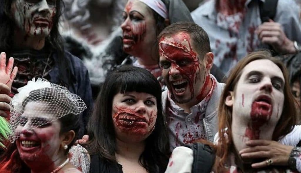 World Zombie Day Returns To Terrify London This October