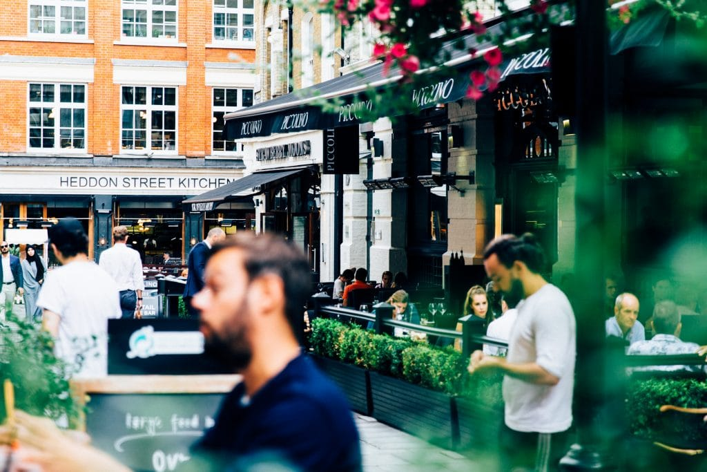 9 Places On Heddon Street That Prove It's The Foodie Haven Of The West End