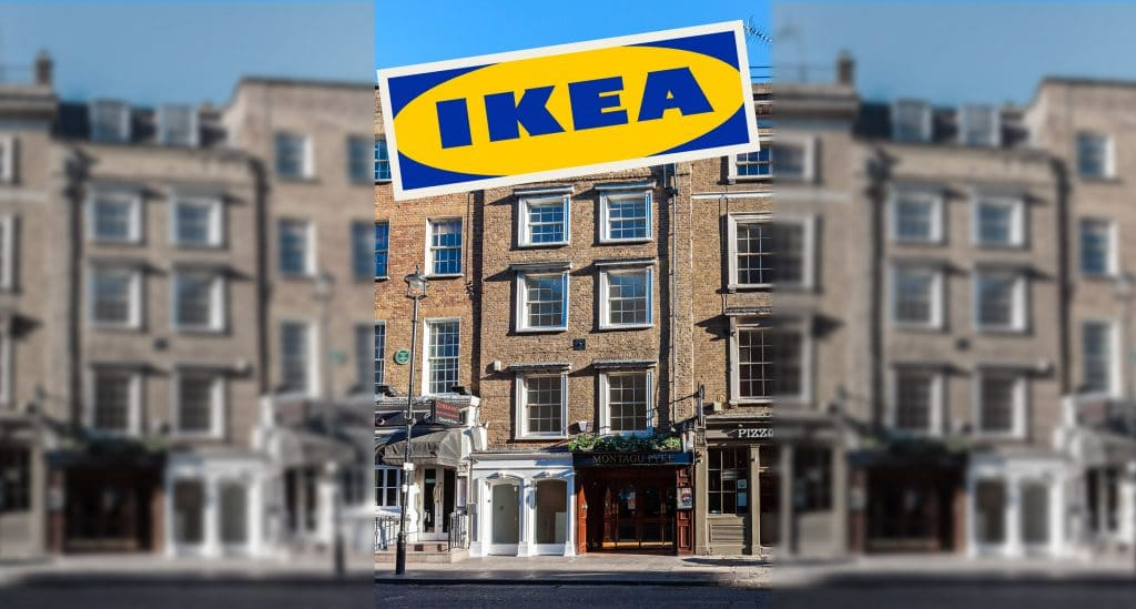 IKEA Is Throwing A Free, Four-Storey House Party For Londoners
