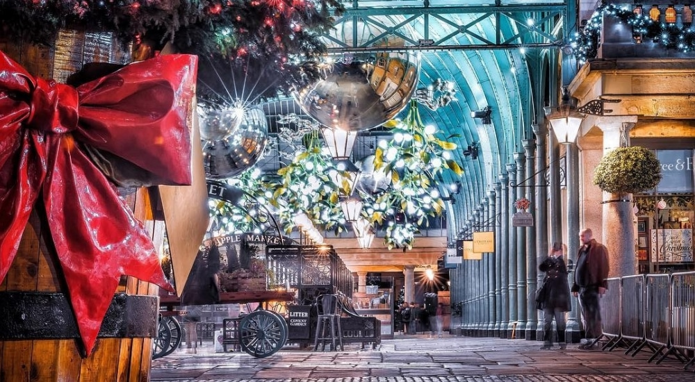 The Most Magical Places To Do Your Christmas Shopping In London