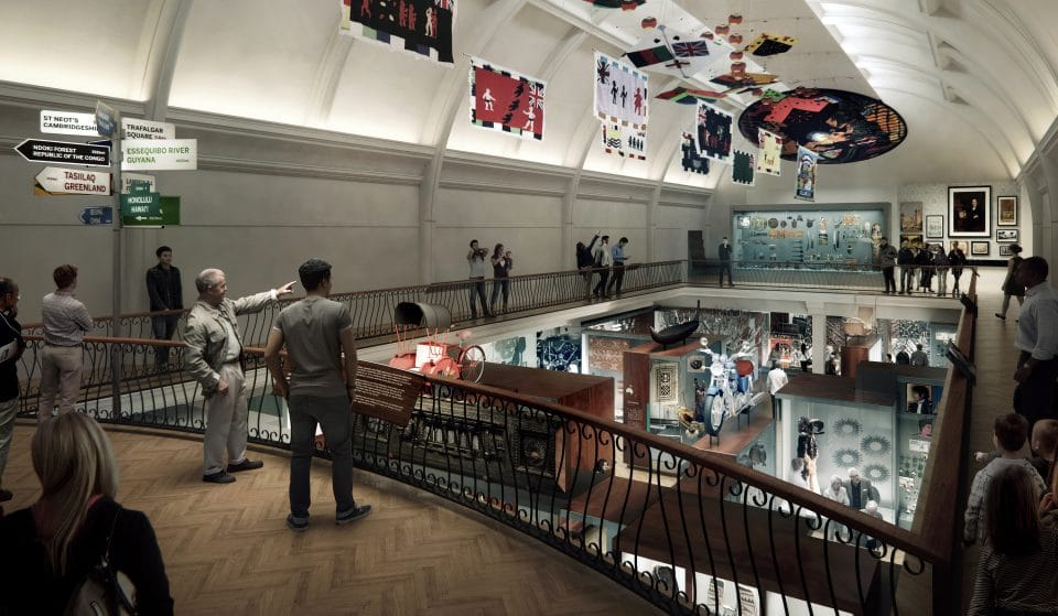 The Horniman Museum's Fabulous New Gallery Launches Today