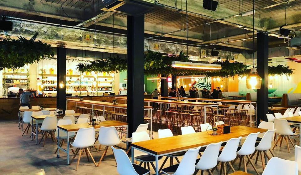 This Foodie Haven Lives Inside The Old BBC Building • Feast Bar & Kitchen