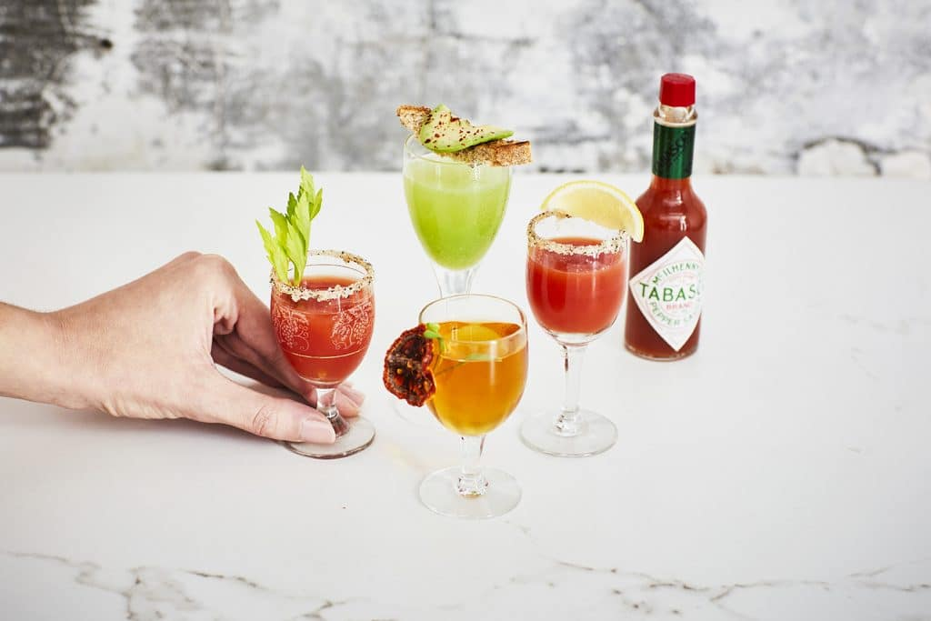 Bloody Hell! A Bloody Mary Pop-Up Is Heading To London