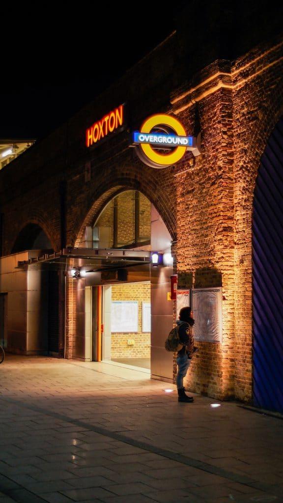 London Overground Night