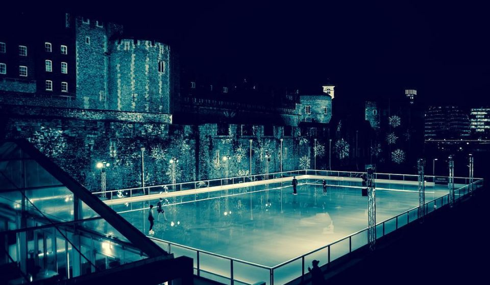 The Tower Of London Ice Rink Has Been Cancelled For The Second Year Running