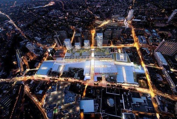 South London Is Getting A Huge Westfield