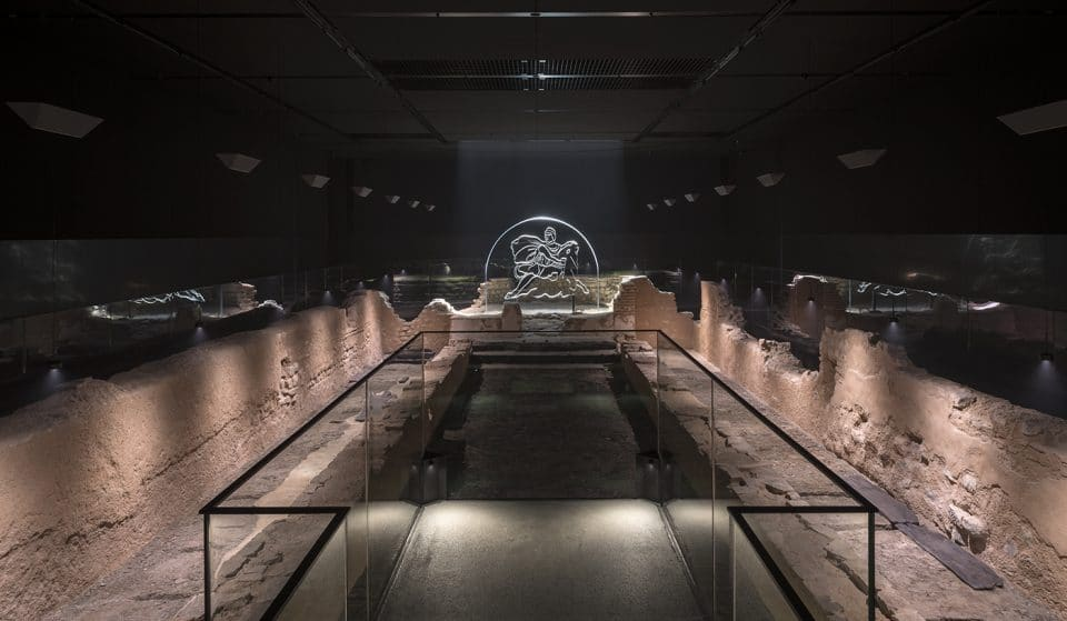 Inside The Mysterious Roman Temple In The City Of London • London Mithraeum